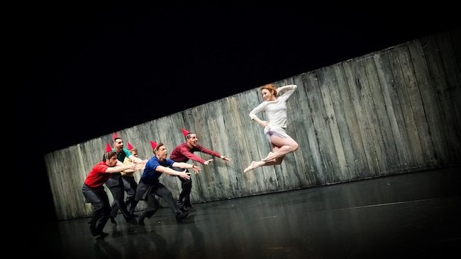 Walking Mad - National Dance Company Wales